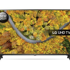 """50"""" LG 50UP75006LF  Smart 4K Ultra HD HDR LED TV"""
