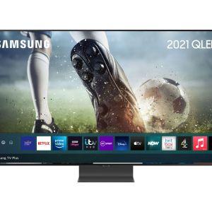"65"" SAMSUNG QE65Q95TCTXXU  Smart 4K Ultra HD HDR QLED TV with Bixby, Alexa & Google Assistant"