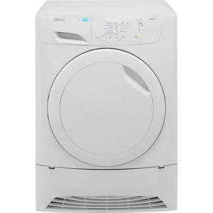 Zanussi Lindo100 ZDP7208PZ 7Kg Condenser Tumble Dryer - White - B Rated