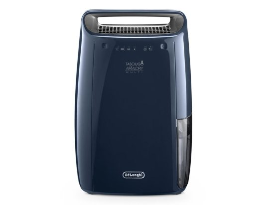 """DeLonghi DEX16F Dehumidifier with 16L/24h Humidity Absorption in Blue - (Used) Grade A Delonghi Dehumidifiers DeLonghi DEX16F Dehumidifier with 16L/24h Humidity Absorption in Blue - (Used) Grade A Shop The Very Best Air Con Deals Online at <a href=""""http://Appliance-Deals.com"""">Appliance-Deals.com</a>"""