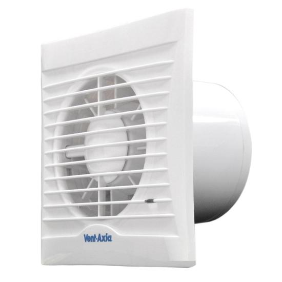 """Vent-Axia Silhouette 100TM Axial Bathroom, Kitchen and Toilet Fan - 454058 Vent Axia Extractor Fans Vent-Axia Silhouette 100TM Axial Bathroom, Kitchen and Toilet Fan - 454058 Shop The Very Best Air Con Deals Online at <a href=""""http://Appliance-Deals.com"""">Appliance-Deals.com</a>"""