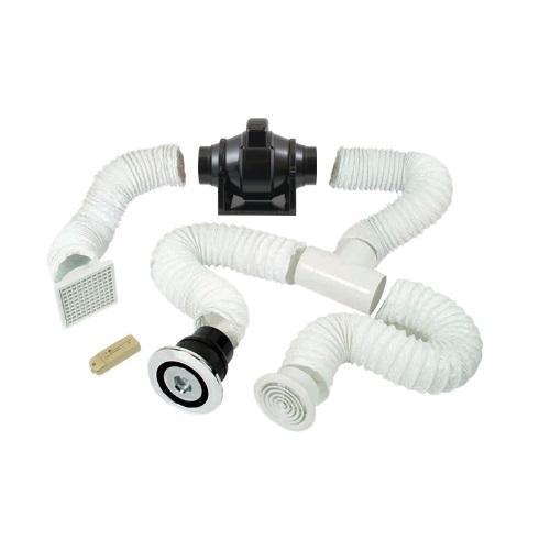 """Manrose Pro Showerlite Centrifugal Shower Fan Kit Chrome - PROCFSLKC Manrose Extractor Fans Manrose Pro Showerlite Centrifugal Shower Fan Kit Chrome - PROCFSLKC Shop The Very Best Air Con Deals Online at <a href=""""http://Appliance-Deals.com"""">Appliance-Deals.com</a>"""