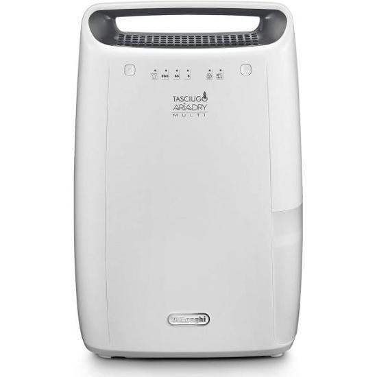 "Delonghi 14L Tasciugo Multi AriaDry Dehumidifier White - DEX214F Delonghi Dehumidifiers Delonghi 14L Tasciugo Multi AriaDry Dehumidifier White - DEX214F Shop The Very Best Air Con Deals Online at <a href=""http://Appliance-Deals.com"">Appliance-Deals.com</a>"