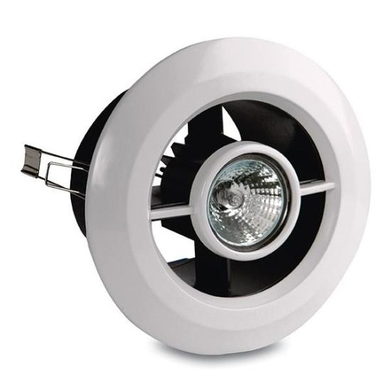 """Vent-Axia Luminair H Inline Fan and Light Fan Kit with Humidistat - 453416 Vent Axia Extractor Fans Vent-Axia Luminair H Inline Fan and Light Fan Kit with Humidistat - 453416 Shop The Very Best Air Con Deals Online at <a href=""""http://Appliance-Deals.com"""">Appliance-Deals.com</a>"""