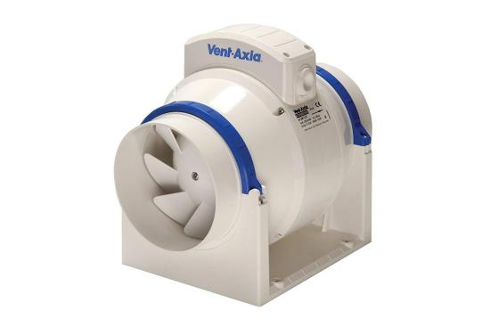 """Vent-Axia ACM125 Inline Mixed Flow Fan - 17105010 Vent Axia Extractor Fans Vent-Axia ACM125 Inline Mixed Flow Fan - 17105010 Shop The Very Best Air Con Deals Online at <a href=""""http://Appliance-Deals.com"""">Appliance-Deals.com</a>"""
