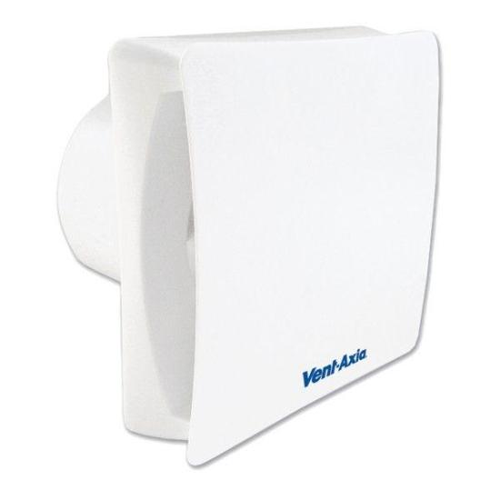 """Vent-Axia Silent VASF100T Axial Bathroom and Toilet Fan With Timer 4""""/100mm - 446659 Vent Axia Extractor Fans Vent-Axia Silent VASF100T Axial Bathroom and Toilet Fan With Timer 4""""/100mm - 446659 Shop The Very Best Air Con Deals Online at <a href=""""http://Appliance-Deals.com"""">Appliance-Deals.com</a>"""