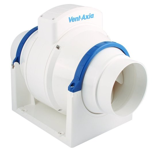 """Vent-Axia ACM100 Inline Mixed Flow Fan - 17104010 Vent Axia Extractor Fans Vent-Axia ACM100 Inline Mixed Flow Fan - 17104010 Shop The Very Best Air Con Deals Online at <a href=""""http://Appliance-Deals.com"""">Appliance-Deals.com</a>"""
