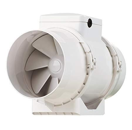 """Xpelair XIMX100 100mm Centrifugal Plastic Inline Fan - 93078AW Xpelair Extractor Fans Xpelair XIMX100 100mm Centrifugal Plastic Inline Fan - 93078AW Shop The Very Best Air Con Deals Online at <a href=""""http://Appliance-Deals.com"""">Appliance-Deals.com</a>"""