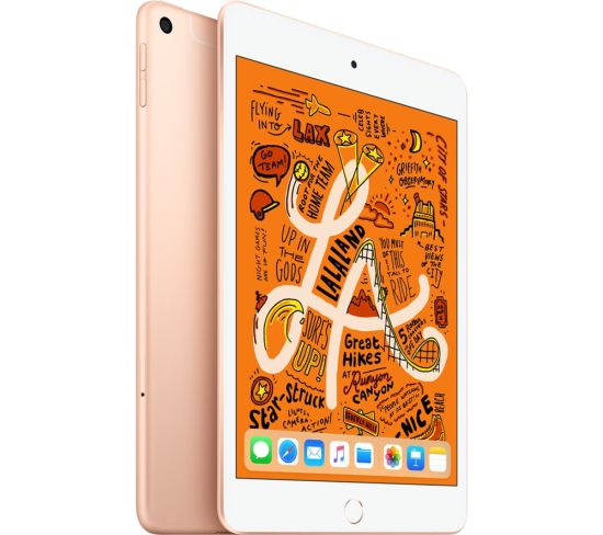"""APPLE 7.9"""" iPad mini 5 Cellular (2019) - 256 GB, Gold, Gold Currys laptops, Currys Laptop Sale, Apple Laptops APPLE 7.9"""" iPad mini 5 Cellular (2019) - 256 GB, Gold, Gold Shop The Very Best Laptop Deals Online at <a href=""""http://Appliance-Deals.com"""">Appliance-Deals.com</a> <a href=""""https://www.awin1.com/cread.php?awinmid=1599&awinaffid=792795&ued=https%3A%2F%2Fwww.currys.co.uk%2Fgbuk%2Fcomputing-33-u.html""""><img class="""" wp-image-9780000159235 aligncenter"""" src=""""https://appliance-deals.com/wp-content/uploads/2021/03/curryspcworld_500x500_thumb.png"""" alt=""""Appliance Deals"""" width=""""112"""" height=""""112"""" /></a>"""