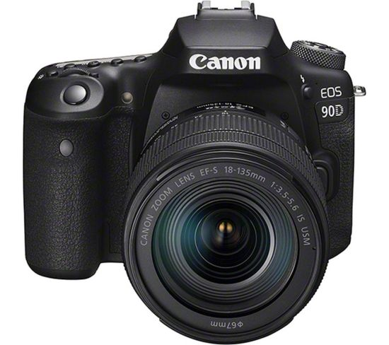 """CANON EOS 90D DSLR Camera with EF-S 18-135 mm f/3.5-5.6 IS USM Lens Currys Cameras CANON EOS 90D DSLR Camera with EF-S 18-135 mm f/3.5-5.6 IS USM Lens Shop The Very Best Deals Online at <a href=""""http://Appliance-Deals.com"""">Appliance-Deals.com</a> <a href=""""https://www.awin1.com/cread.php?awinmid=19526&awinaffid=792795&ued=https%3A%2F%2Fao.com""""><img class="""" wp-image-9780000159235 aligncenter"""" src=""""https://appliance-deals.com/wp-content/uploads/2021/02/ao-new.jpg"""" alt=""""Appliance Deals"""" width=""""112"""" height=""""112"""" /></a> <a href=""""https://www.awin1.com/cread.php?awinmid=19526&awinaffid=792795&ued=https%3A%2F%2Fao.com""""><img class="""" wp-image-9780000159235 aligncenter"""" src=""""https://appliance-deals.com/wp-content/uploads/2021/03/curryspcworld_500x500_thumb.png"""" alt=""""Appliance Deals"""" width=""""112"""" height=""""112"""" /></a>"""