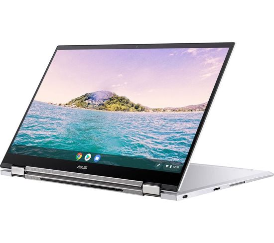 """ASUS Flip C436 14"""" 2 in 1 Chromebook - Intel®Core™ i5, 256 GB SSD, White, White Currys laptops, Currys Laptop Sale, Asus Laptops ASUS Flip C436 14"""" 2 in 1 Chromebook - Intel®Core™ i5, 256 GB SSD, White, White Shop The Very Best Laptop Deals Online at <a href=""""http://Appliance-Deals.com"""">Appliance-Deals.com</a> <a href=""""https://www.awin1.com/cread.php?awinmid=1599&awinaffid=792795&ued=https%3A%2F%2Fwww.currys.co.uk%2Fgbuk%2Fcomputing-33-u.html""""><img class="""" wp-image-9780000159235 aligncenter"""" src=""""https://appliance-deals.com/wp-content/uploads/2021/03/curryspcworld_500x500_thumb.png"""" alt=""""Appliance Deals"""" width=""""112"""" height=""""112"""" /></a>"""