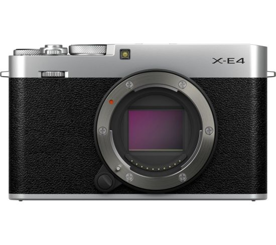 """FUJIFILM X-E4 Mirrorless Camera - Silver, Body Only, Silver Currys Cameras FUJIFILM X-E4 Mirrorless Camera - Silver, Body Only, Silver Shop The Very Best Deals Online at <a href=""""http://Appliance-Deals.com"""">Appliance-Deals.com</a> <a href=""""https://www.awin1.com/cread.php?awinmid=19526&awinaffid=792795&ued=https%3A%2F%2Fao.com""""><img class="""" wp-image-9780000159235 aligncenter"""" src=""""https://appliance-deals.com/wp-content/uploads/2021/02/ao-new.jpg"""" alt=""""Appliance Deals"""" width=""""112"""" height=""""112"""" /></a> <a href=""""https://www.awin1.com/cread.php?awinmid=19526&awinaffid=792795&ued=https%3A%2F%2Fao.com""""><img class="""" wp-image-9780000159235 aligncenter"""" src=""""https://appliance-deals.com/wp-content/uploads/2021/03/curryspcworld_500x500_thumb.png"""" alt=""""Appliance Deals"""" width=""""112"""" height=""""112"""" /></a>"""