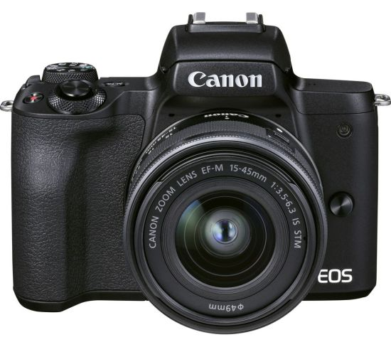 """CANON EOS M50 Mark II Mirrorless Camera with EF-M 15-45 mm f/3.5-6.3 IS STM Lens Currys Cameras CANON EOS M50 Mark II Mirrorless Camera with EF-M 15-45 mm f/3.5-6.3 IS STM Lens Shop The Very Best Deals Online at <a href=""""http://Appliance-Deals.com"""">Appliance-Deals.com</a> <a href=""""https://www.awin1.com/cread.php?awinmid=19526&awinaffid=792795&ued=https%3A%2F%2Fao.com""""><img class="""" wp-image-9780000159235 aligncenter"""" src=""""https://appliance-deals.com/wp-content/uploads/2021/02/ao-new.jpg"""" alt=""""Appliance Deals"""" width=""""112"""" height=""""112"""" /></a> <a href=""""https://www.awin1.com/cread.php?awinmid=19526&awinaffid=792795&ued=https%3A%2F%2Fao.com""""><img class="""" wp-image-9780000159235 aligncenter"""" src=""""https://appliance-deals.com/wp-content/uploads/2021/03/curryspcworld_500x500_thumb.png"""" alt=""""Appliance Deals"""" width=""""112"""" height=""""112"""" /></a>"""