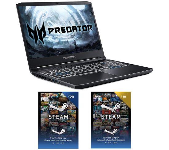 "ACER Predator Helios 300 GTX 1660 Ti Laptop & £30 Steam Card Bundle Currys laptops, Currys Laptop Sale, Acer Laptops ACER Predator Helios 300 GTX 1660 Ti Laptop & £30 Steam Card Bundle Shop The Very Best Laptop Deals Online at <a href=""http://Appliance-Deals.com"">Appliance-Deals.com</a> <a href=""https://www.awin1.com/cread.php?awinmid=1599&awinaffid=792795&ued=https%3A%2F%2Fwww.currys.co.uk%2Fgbuk%2Fcomputing-33-u.html""><img class="" wp-image-9780000159235 aligncenter"" src=""https://appliance-deals.com/wp-content/uploads/2021/03/curryspcworld_500x500_thumb.png"" alt=""Appliance Deals"" width=""112"" height=""112"" /></a>"