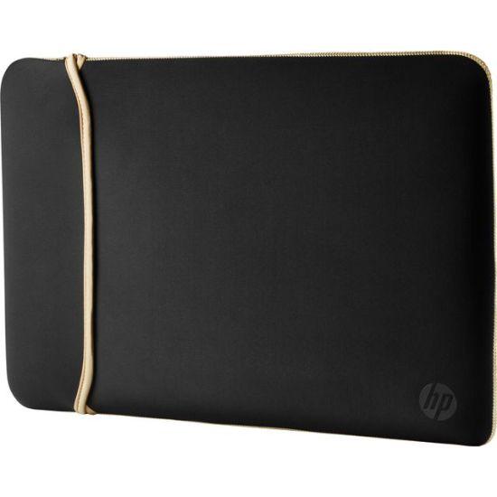 """HP Chroma Sleeve - Black / Gold Appliance Deals HP Chroma Sleeve - Black / Gold Shop & Save Today With The Best Appliance Deals Online at <a href=""""http://Appliance-Deals.com"""">Appliance-Deals.com</a>"""