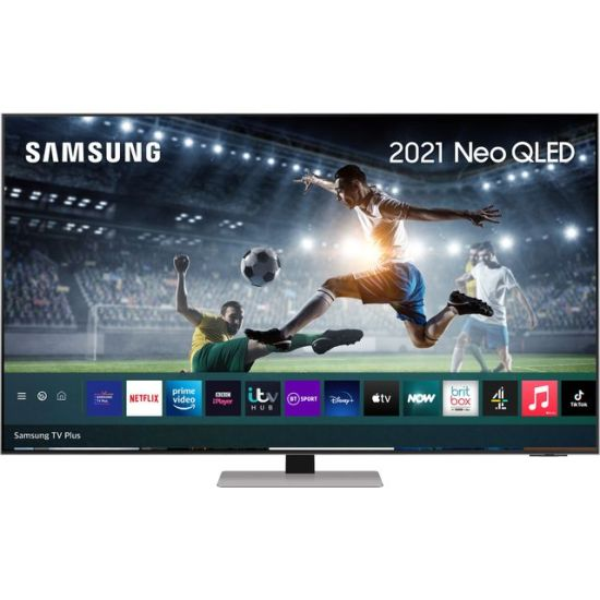 """Samsung QE75QN85AA 75"""" Smart 4K Ultra HD Neo QLED TV AO Samsung TV Samsung QE75QN85AA 75"""" Smart 4K Ultra HD Neo QLED TV Shop The Very Best TV Deals Online with Fast Delivery and Amazing Offers at <a href=""""http://Appliance-Deals.com"""">Appliance-Deals.com</a> <a href=""""https://www.awin1.com/cread.php?awinmid=1599&awinaffid=792795&ued=https%3A%2F%2Fcurrys.co.uk""""><img class="""" wp-image-9780000159235 aligncenter"""" src=""""https://appliance-deals.com/wp-content/uploads/2021/03/curryspcworld_500x500_thumb.png"""" alt=""""Appliance Deals"""" width=""""112"""" height=""""112"""" /></a> <a href=""""https://www.awin1.com/cread.php?awinmid=19526&awinaffid=792795&ued=https%3A%2F%2Fao.com""""><img class="""" wp-image-9780000159235 aligncenter"""" src=""""https://appliance-deals.com/wp-content/uploads/2021/02/ao-new.jpg"""" alt=""""Appliance Deals"""" width=""""112"""" height=""""112"""" /></a>"""