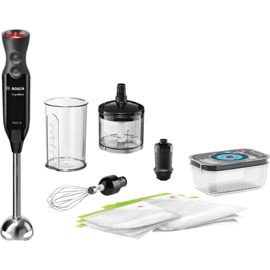 """Bosch MS6CB61V5GB Vacuum Blender with 11 Accessories - Black AO Blender Bosch MS6CB61V5GB Vacuum Blender with 11 Accessories - Black Shop The Very Best Small Appliance Deals Online at <a href=""""http://Appliance-Deals.com"""">Appliance-Deals.com</a> <a href=""""https://www.awin1.com/cread.php?awinmid=19526&awinaffid=792795&ued=https://ao.com""""><img class="""" wp-image-9780000159235 aligncenter"""" src=""""https://appliance-deals.com/wp-content/uploads/2021/02/ao-new.jpg"""" alt="""" Small Appliance Deals"""" width=""""112"""" height=""""112"""" /></a>"""