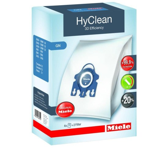 """MIELE HyClean 3D Efficiency Dustbag GN Appliance Deals MIELE HyClean 3D Efficiency Dustbag GN Shop & Save Today With The Best Appliance Deals Online at <a href=""""http://Appliance-Deals.com"""">Appliance-Deals.com</a>"""