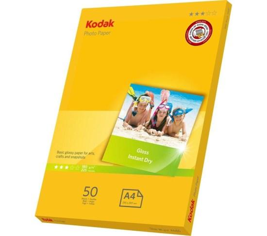 """KODAK 5740-513 A4 Photo Paper - 50 Sheets Appliance Deals KODAK 5740-513 A4 Photo Paper - 50 Sheets Shop & Save Today With The Best Appliance Deals Online at <a href=""""http://Appliance-Deals.com"""">Appliance-Deals.com</a>"""