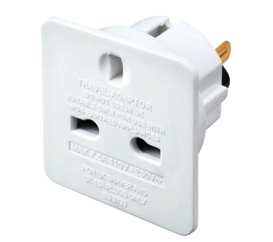 """MASTERPLUG TAUSA-MP UK to US Travel Adapter Appliance Deals MASTERPLUG TAUSA-MP UK to US Travel Adapter Shop & Save Today With The Best Appliance Deals Online at <a href=""""http://Appliance-Deals.com"""">Appliance-Deals.com</a>"""