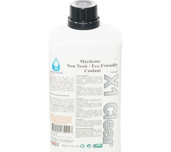 """MAYHEMS X1 Premixed Watercooling Fluid - UV Clear Appliance Deals MAYHEMS X1 Premixed Watercooling Fluid - UV Clear Shop & Save Today With The Best Appliance Deals Online at <a href=""""http://Appliance-Deals.com"""">Appliance-Deals.com</a>"""
