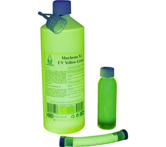 """MAYHEMS X1 Premixed 1 Litre Watercooling Fluid - Yellow/Green, Yellow Appliance Deals MAYHEMS X1 Premixed 1 Litre Watercooling Fluid - Yellow/Green, Yellow Shop & Save Today With The Best Appliance Deals Online at <a href=""""http://Appliance-Deals.com"""">Appliance-Deals.com</a>"""