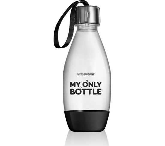 """SODASTREAM My Only 0.5 Litre Carbonating Bottle - Black, Black Appliance Deals SODASTREAM My Only 0.5 Litre Carbonating Bottle - Black, Black Shop & Save Today With The Best Appliance Deals Online at <a href=""""http://Appliance-Deals.com"""">Appliance-Deals.com</a>"""