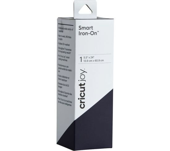 """CRICUT Joy Smart Iron-On Material - Navy, Navy Appliance Deals CRICUT Joy Smart Iron-On Material - Navy, Navy Shop & Save Today With The Best Appliance Deals Online at <a href=""""http://Appliance-Deals.com"""">Appliance-Deals.com</a>"""