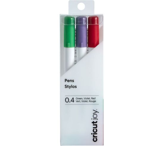 "CRICUT Joy Fine Point Pen Set - Red, Green & Violet, Red Appliance Deals CRICUT Joy Fine Point Pen Set - Red, Green & Violet, Red Shop & Save Today With The Best Appliance Deals Online at <a href=""http://Appliance-Deals.com"">Appliance-Deals.com</a>"