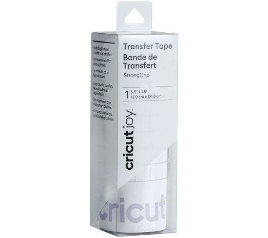 "CRICUT Joy StandardGrip Vinyl Transfer Tape Appliance Deals CRICUT Joy StandardGrip Vinyl Transfer Tape Shop & Save Today With The Best Appliance Deals Online at <a href=""http://Appliance-Deals.com"">Appliance-Deals.com</a>"