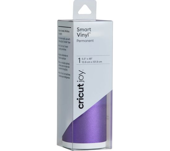 "CRICUT Joy Smart Permanent Vinyl - Shimmer Purple, Purple Appliance Deals CRICUT Joy Smart Permanent Vinyl - Shimmer Purple, Purple Shop & Save Today With The Best Appliance Deals Online at <a href=""http://Appliance-Deals.com"">Appliance-Deals.com</a>"
