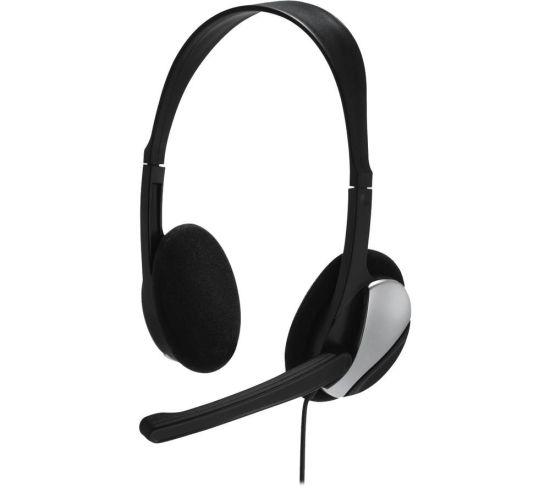 "HAMA HS-P100 Headset - Black, Black Appliance Deals HAMA HS-P100 Headset - Black, Black Shop & Save Today With The Best Appliance Deals Online at <a href=""http://Appliance-Deals.com"">Appliance-Deals.com</a>"