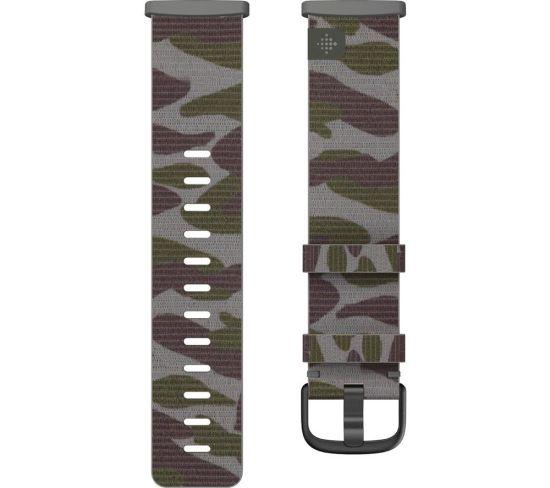 """FITBIT Sense & Versa 3 Woven Band - Camo, Small FITBIT Sense & Versa 3 Woven Band - Camo, Small Shop The Very Best FitBit Sale Deals Online at <a href=""""http://Appliance-Deals.com"""">Appliance-Deals.com</a> <a href=""""https://www.awin1.com/cread.php?awinmid=1599&awinaffid=792795&ued=https%3A%2F%2Fcurrys.co.uk""""><img class="""" wp-image-9780000159235 aligncenter"""" src=""""https://appliance-deals.com/wp-content/uploads/2021/03/curryspcworld_500x500_thumb.png"""" alt=""""fitbit Appliance Deals"""" width=""""112"""" height=""""112"""" /></a>"""