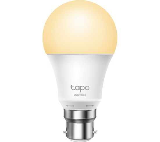 """TP-LINK Tapo L510B Smart Light Bulb - B22 Appliance Deals TP-LINK Tapo L510B Smart Light Bulb - B22 Shop & Save Today With The Best Appliance Deals Online at <a href=""""http://Appliance-Deals.com"""">Appliance-Deals.com</a>"""