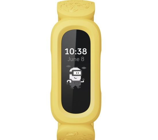 """FITBIT Ace 3 Kid's Fitness Tracker - Minions Edition, Universal FITBIT Ace 3 Kid's Fitness Tracker - Minions Edition, Universal Shop The Very Best FitBit Sale Deals Online at <a href=""""http://Appliance-Deals.com"""">Appliance-Deals.com</a> <a href=""""https://www.awin1.com/cread.php?awinmid=1599&awinaffid=792795&ued=https%3A%2F%2Fcurrys.co.uk""""><img class="""" wp-image-9780000159235 aligncenter"""" src=""""https://appliance-deals.com/wp-content/uploads/2021/03/curryspcworld_500x500_thumb.png"""" alt=""""fitbit Appliance Deals"""" width=""""112"""" height=""""112"""" /></a>"""