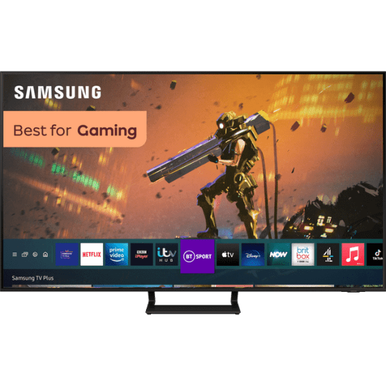 """Samsung UE55AU9000 55"""" Smart 4K Ultra HD TV AO Samsung TV Samsung UE55AU9000 55"""" Smart 4K Ultra HD TV Shop The Very Best TV Deals Online with Fast Delivery and Amazing Offers at <a href=""""http://Appliance-Deals.com"""">Appliance-Deals.com</a> <a href=""""https://www.awin1.com/cread.php?awinmid=1599&awinaffid=792795&ued=https%3A%2F%2Fcurrys.co.uk""""><img class="""" wp-image-9780000159235 aligncenter"""" src=""""https://appliance-deals.com/wp-content/uploads/2021/03/curryspcworld_500x500_thumb.png"""" alt=""""Appliance Deals"""" width=""""112"""" height=""""112"""" /></a> <a href=""""https://www.awin1.com/cread.php?awinmid=19526&awinaffid=792795&ued=https%3A%2F%2Fao.com""""><img class="""" wp-image-9780000159235 aligncenter"""" src=""""https://appliance-deals.com/wp-content/uploads/2021/02/ao-new.jpg"""" alt=""""Appliance Deals"""" width=""""112"""" height=""""112"""" /></a>"""