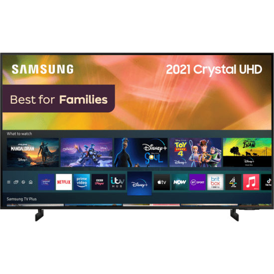 """Samsung UE70AU8000 70"""" Smart 4K Ultra HD TV AO Samsung TV Samsung UE70AU8000 70"""" Smart 4K Ultra HD TV Shop The Very Best TV Deals Online with Fast Delivery and Amazing Offers at <a href=""""http://Appliance-Deals.com"""">Appliance-Deals.com</a> <a href=""""https://www.awin1.com/cread.php?awinmid=1599&awinaffid=792795&ued=https%3A%2F%2Fcurrys.co.uk""""><img class="""" wp-image-9780000159235 aligncenter"""" src=""""https://appliance-deals.com/wp-content/uploads/2021/03/curryspcworld_500x500_thumb.png"""" alt=""""Appliance Deals"""" width=""""112"""" height=""""112"""" /></a> <a href=""""https://www.awin1.com/cread.php?awinmid=19526&awinaffid=792795&ued=https%3A%2F%2Fao.com""""><img class="""" wp-image-9780000159235 aligncenter"""" src=""""https://appliance-deals.com/wp-content/uploads/2021/02/ao-new.jpg"""" alt=""""Appliance Deals"""" width=""""112"""" height=""""112"""" /></a>"""