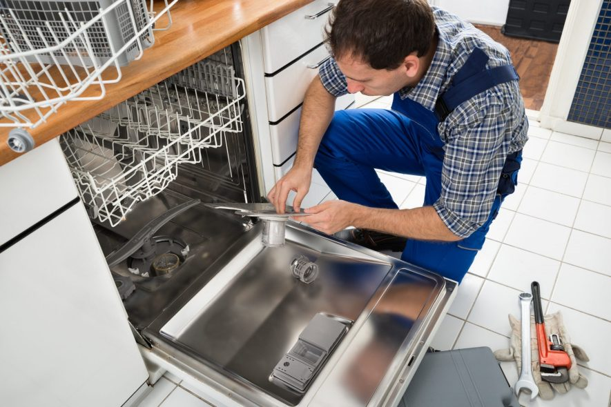 Dishwasher Repair / Service / Repairman