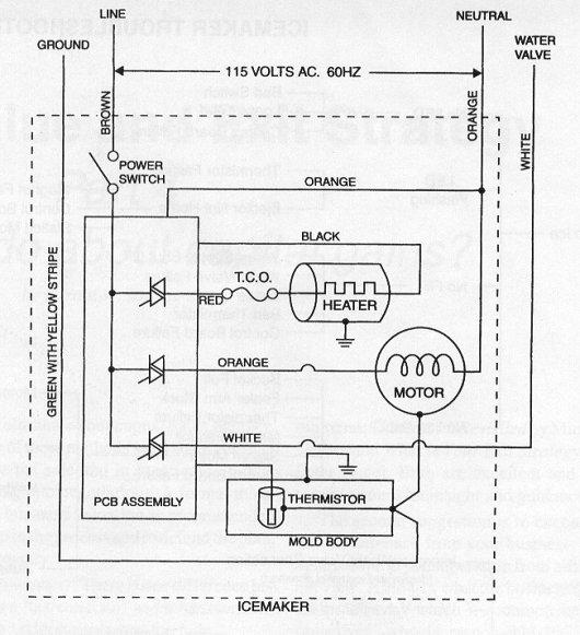 kenmore ice maker wiring diagram  durango rv wiring diagram