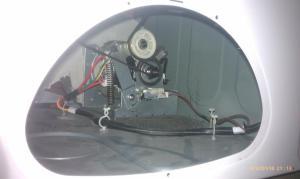 ApplianceJunk  Samsung Dryer Belt Around Motor Pulley