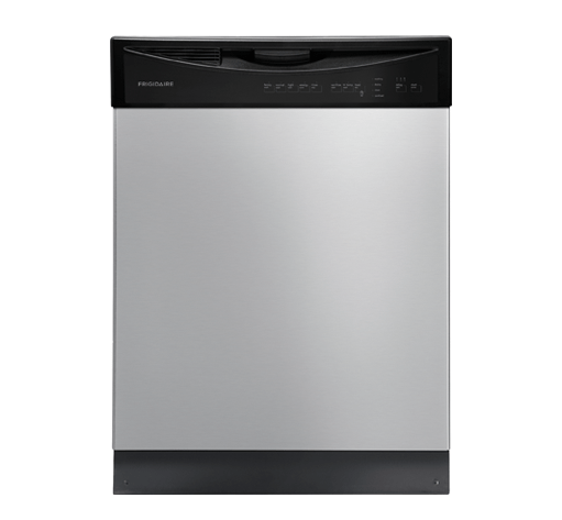 Frigidaire 24'' Built-In Dishwasher FFBD2411NS,Dishwasher Installation Specials