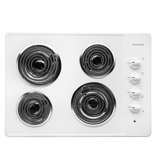 Frigidaire 30'' Electric Cooktop FFEC3005LW