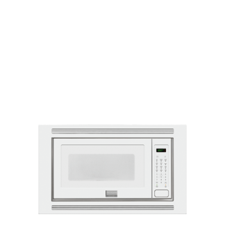 Frigidaire Gallery 2.0 Cu. Ft. Built-In Microwave FGMO205KW