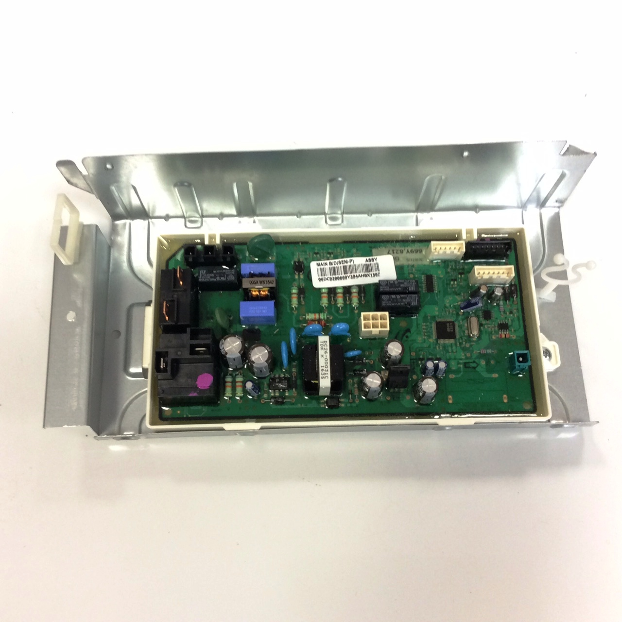 DC92-00669Y Dryer Control and PCB Holder