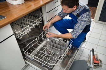 Dishwasher Repair in the Woodlands-Spring-Conroe Texas