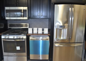 GE Profile Stainless Steel Kitchen Package - $4200