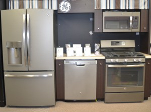 GE Slate Kitchen Package - $3,250