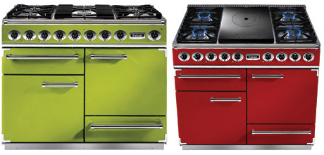 New Colors For Falcon Ranges Refrigerators And Hoods