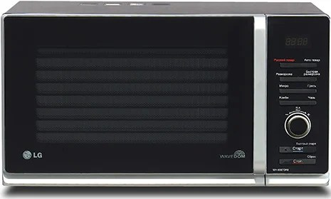 Lg Wavedom Microwave Oven