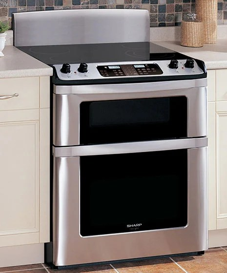 insight ranges with microwave drawer